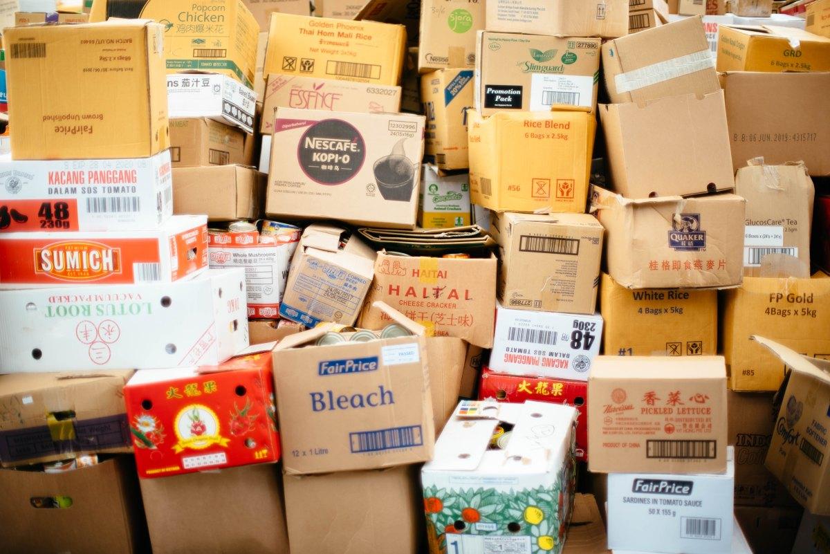 Cardboard Chaos